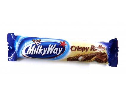 MilkyWay Crispy Rolls - 25g
