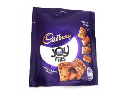 Cadbury joyfills chocolate creme 90g UK