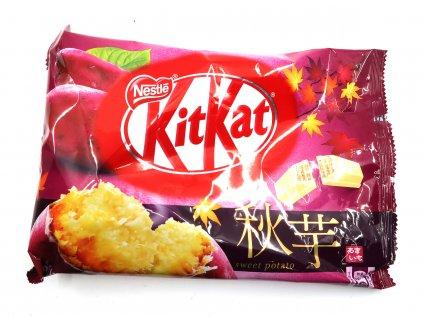 KIT KAT - Taro balení
