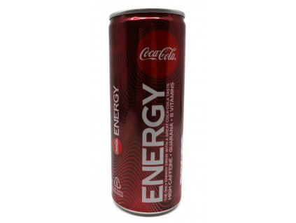 Coca Cola Energy 250ml UK