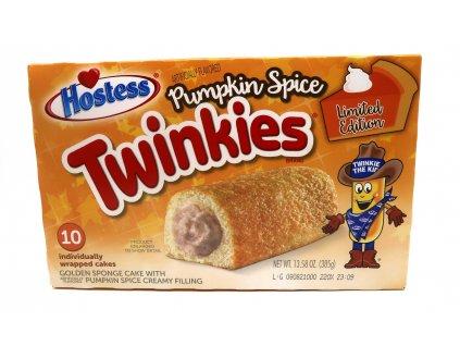 Hostess Twinkies Pumpkin Spice (Balení - 385g) - USA