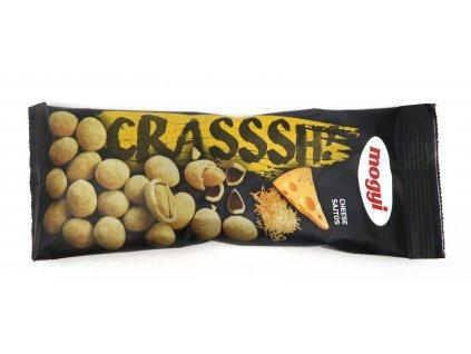 arašídy v těstíčku sýr