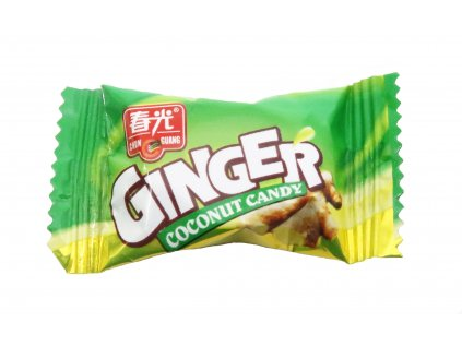 Ginger coconut 1ks