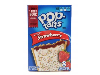 Pop tarfts frosted raspberry