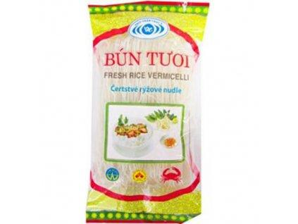 Čerstvé rýžové nudle bun tuoi 300g VNM