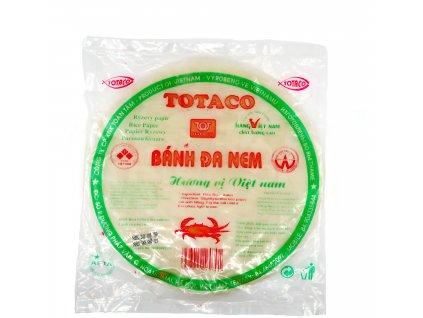 Rýžový papír na závitky 250g VNM