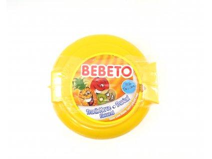 Bebeto Dlouhá Žvýkačka Tropické Ovoce 40g TUR