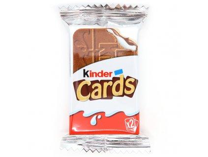 Kinder Cards, 12.8g - PEPIS.SHOP
