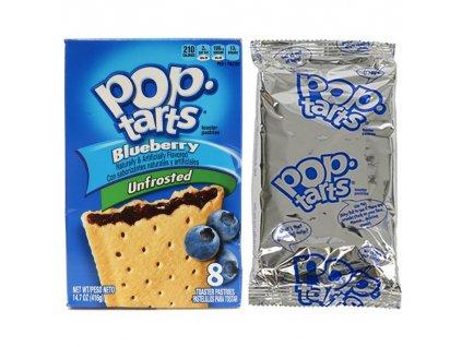Pop Tarts Unfrosted Blueberry 1ks (2x52g) USA