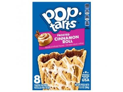 Pop Tarts Frosted Cinnamon Roll Balení 400g USA