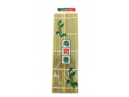 Bambusová podložka na sushi
