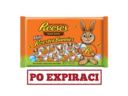 Reese's Easter Mini Bunnies Balení 283g USA