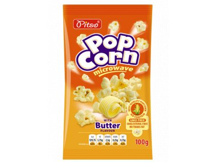 pop corn butter 0