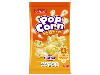 pop corn butter 0