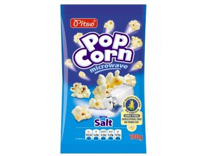 pop corn salt