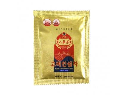 Korejský Ženšenový Čaj 3g KOR