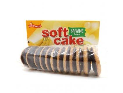 Soft cake banán balení, 150g - PEPIS.SHOP