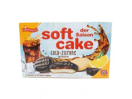 Soft cake cola citrón balení, 300g - PEPIS.SHOP