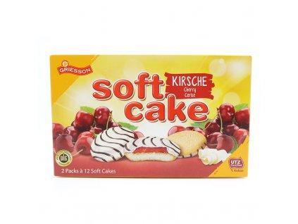 Soft cake třešně balení, 300g - PEPIS.SHOP