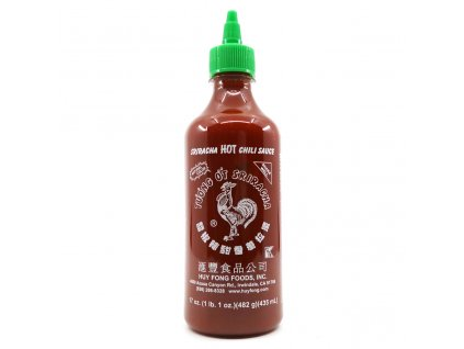 Sriracha Chilli Omáčka 435ml USA