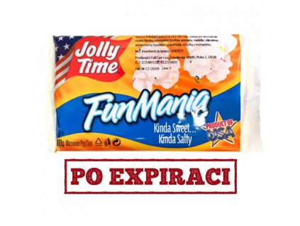 Jolly Time FunMania 100g USA