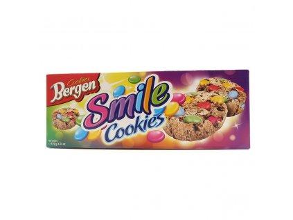Bergen Cookies Smile 135g PL