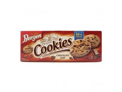 Bergen Cookies Chocolate Chip 135g PL