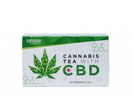 Cannabis tea Euphoria