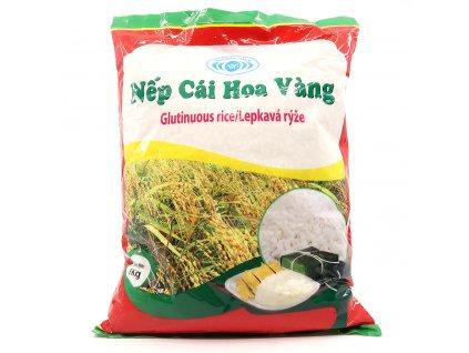 Glutinuous Rice Lepkavá Rýže 1kg VNM