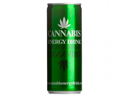 Cannabis Energy Drink Original 250ml AUT