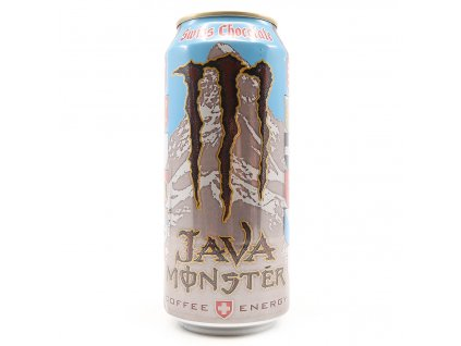 Java Monster Swiss Chocolate Energy Drink 443ml USA