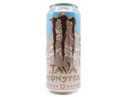 Java Monster Swiss Chocolate Energy Drink 443ml USA