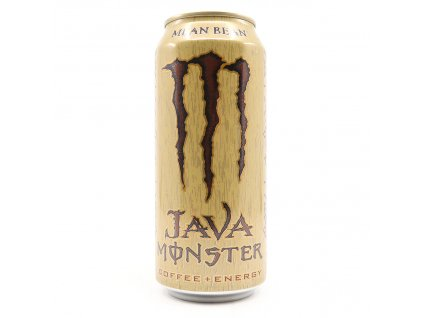 Java Monster Mean Bean Energy Drink 443ml USA