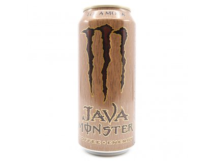 Java Monster Loca Moca Energy Drink 443ml USA