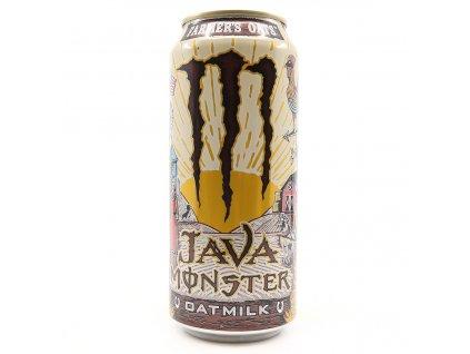 Java Monster Oatmilk Energy Drink 443ml USA