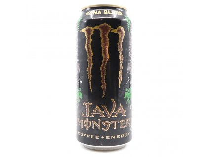 Java Monster Kona Blend Energy Drink 443ml USA