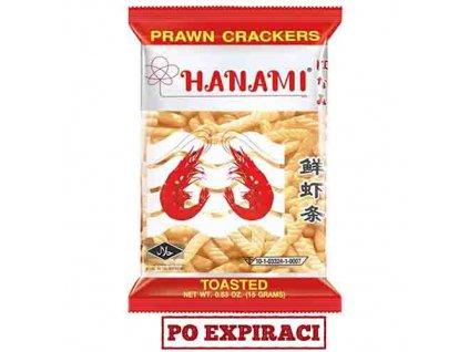 Hanami Krevetové Chipsy 15g THA