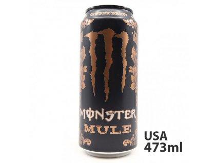 7010 monster mule ginger brew energy drink 443ml usa
