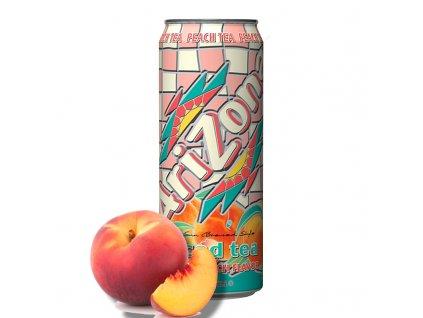 arizona peach iced tea 23oz 800x800