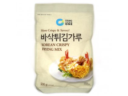 Chung Jung One Crispy Frying Mix Strouhanka 500g KOR
