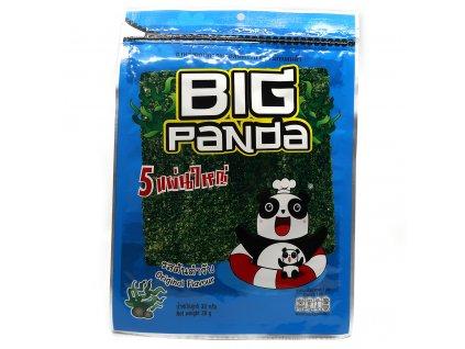 Big Panda Křupavé Řasy Originál 30g THA