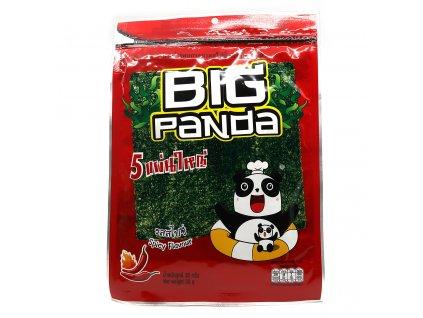 Big Panda Křupavé Řasy Pálivé 30g THA