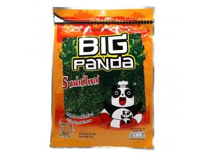 Big Panda Křupavé Řasy Oliheň 30g THA