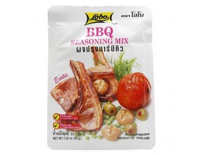 Lobo BBQ Koření Mix 50g THA