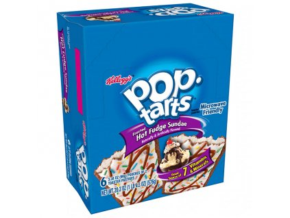 Kelloggs Pop Tarts Hot Fudge Sundae Pack of 6