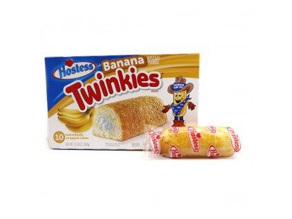 Hostess Twinkies Banana 1ks 38,5g USA