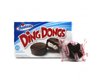 Hostess Ding Dongs Chocolate 1ks 36g USA