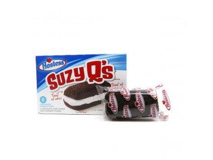 Hostess Suzy Q's 1ks 74g USA