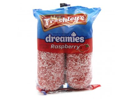 Mrs. Freshley's Dreamies Raspberry 113g USA