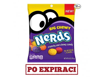 Nerds Sour Big Chewy 170g USA